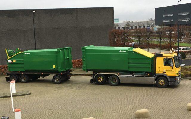 Vanheede Environmental Logistics NV Geluwe