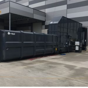 ADR L-2500 inclusief verlengde kap en transportband