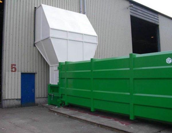 ADR S-22 Dubb stationaire schroefpers unit 22 kW