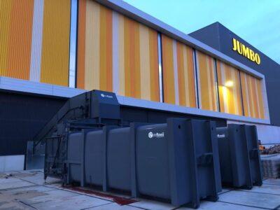 Jumbo online DC Nieuwegein